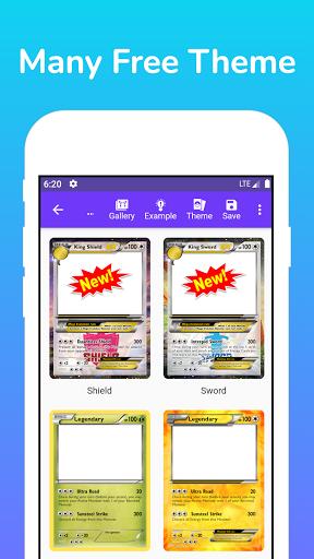Card Maker for PKM screenshot 5