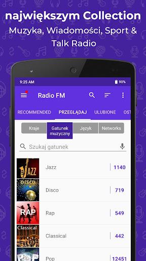 Radio FM screenshot 4