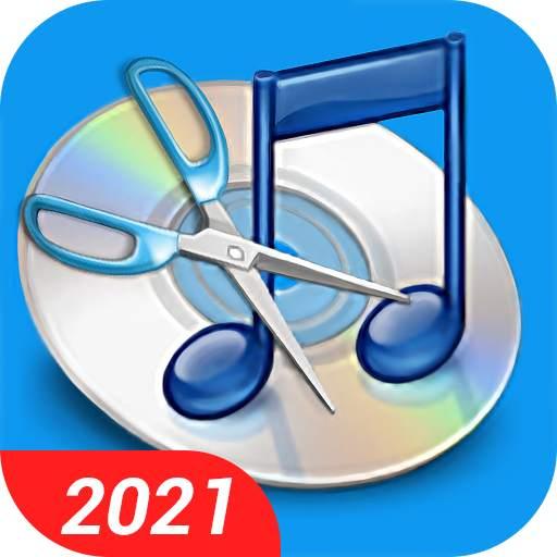 Ringtone Maker - Mp3 Editor & Music Cutter