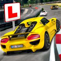 Race Driving License Test on 9Apps
