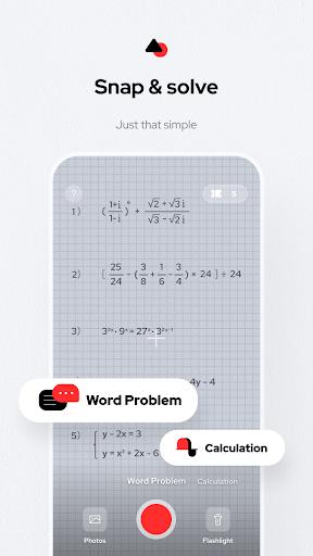 Gauthmath - Math Problem Solver with Math Tutors screenshot 3