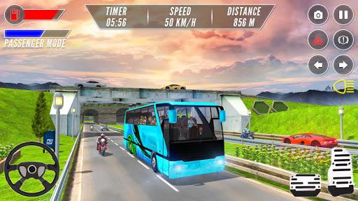 moderno autobus guidare simulatore screenshot 4