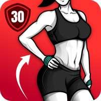 اللياقة البدنية للسيدات - تمارين رياضية للسيدات on 9Apps