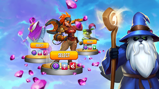 Monster Legends: Breed, Collect and Battle स्क्रीनशॉट 4