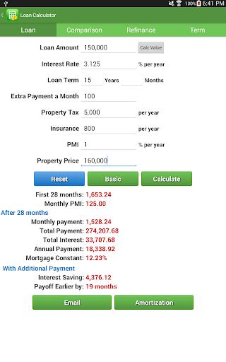 Financial Calculators screenshot 20