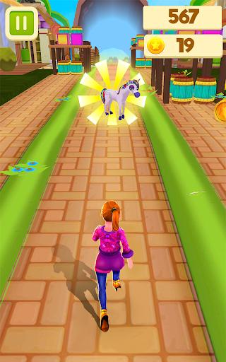 Royal Princess Island Run : Endless Running Game screenshot 6