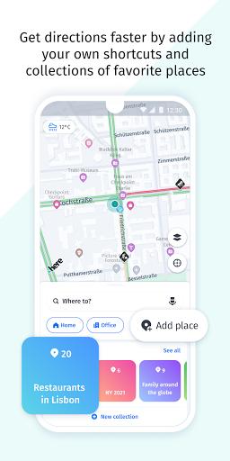 HERE WeGo – Pengemudian Bandar screenshot 7
