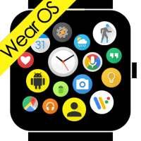 Bubble Cloud Tile Launcher / Watchface (Wear OS) on 9Apps