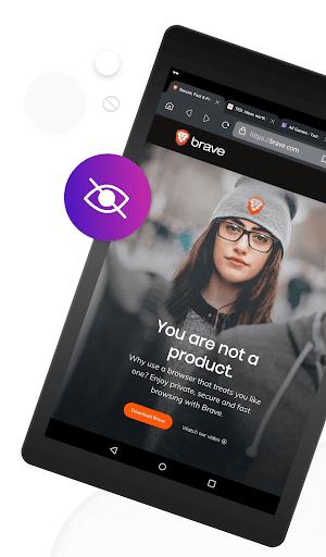 Brave Browser: szybka, bezpieczna, prywatna screenshot 8