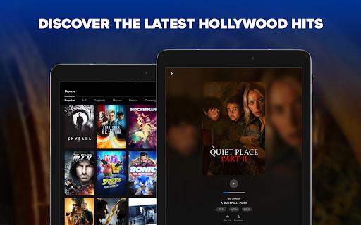 Paramount  | Watch Live Sports, News & Originals screenshot 11