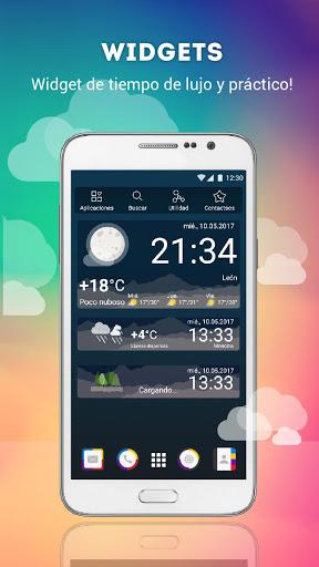 Lanzador con Iconos en Vivo para Android screenshot 8