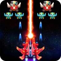 Galaxy Attack Invaders : Alien Chicken Shooter on 9Apps