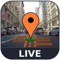 خريطة حية وعرض الشارع - ملاحة عبر الأقمار الصناعية on 9Apps