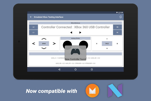 Game Controller KeyMapper screenshot 5