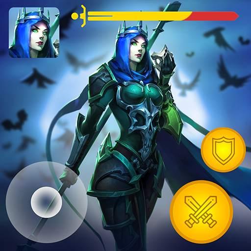 New Games Clicker Idle RPG: Juggernaut Champions
