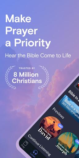Pray.com Daily Prayer & Bedtime Bible Stories screenshot 1