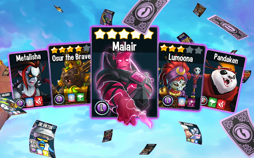 Monster Legends: Breed, Collect and Battle स्क्रीनशॉट 9
