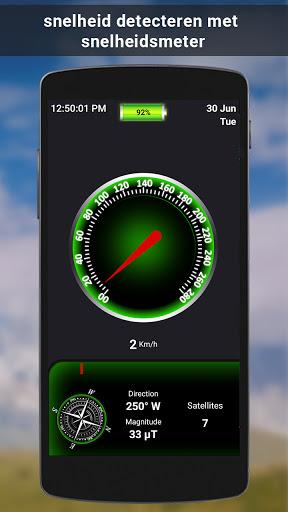 GPS satelliet - leven aarde map & stem navigatie screenshot 7