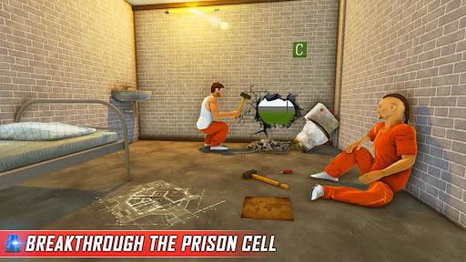 Grand US Police Prison Escape Game screenshot 2
