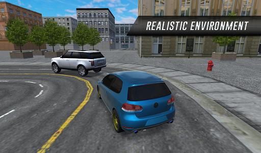 City Car Driving screenshot 1