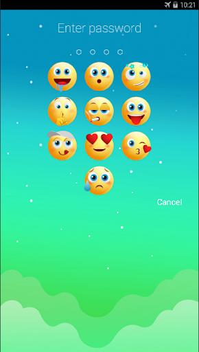 Screen Locker - Applock Emoji Lock Screen App screenshot 4