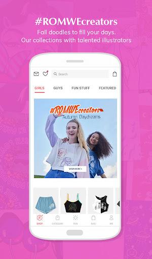 ROMWE -Online Fashion Store screenshot 3