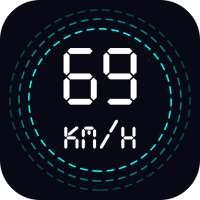 GPS 속도계,거리 측정기 on 9Apps