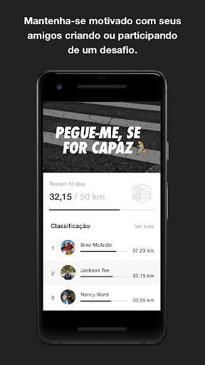 Nike Run Club - Treinar para Corridas & Caminhar screenshot 4