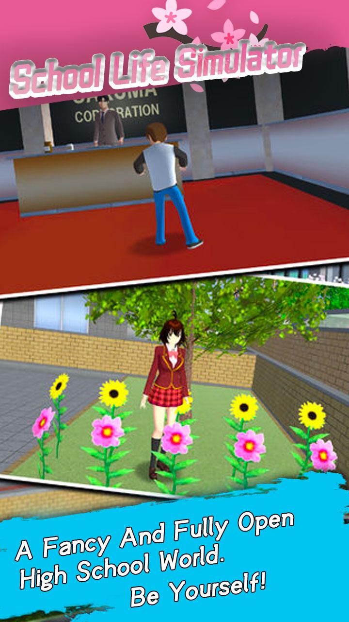 School Life Simulator screenshot 3