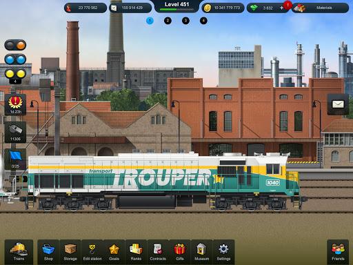 Train Station: Train Freight Transport Simulator screenshot 3