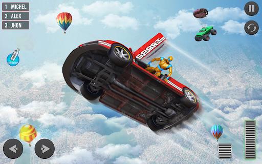 Mega Ramp Car Stunt Driving Games - Car Games screenshot 3
