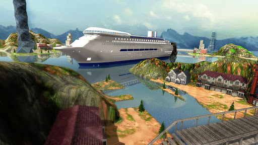 Transport Cruise Ship Game Passenger Bus Simulator स्क्रीनशॉट 6