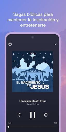 Pray.com: Oración, Dormir, Biblia, Meditación screenshot 5