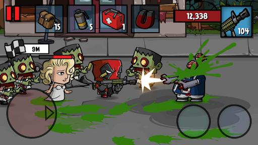 Zombie Age 3 Premium: Survival screenshot 2