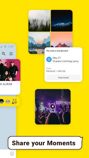 KakaoTalk: Free Calls & Text screenshot 2