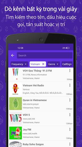 Đài FM (Radio FM) screenshot 2