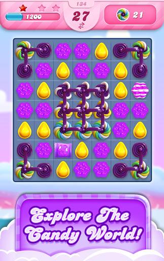 Candy Crush Saga screenshot 17