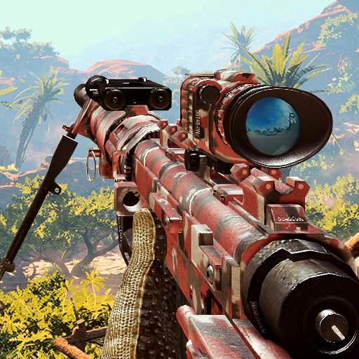 Sniper 3D Shooter- Free Gun Shooting Game