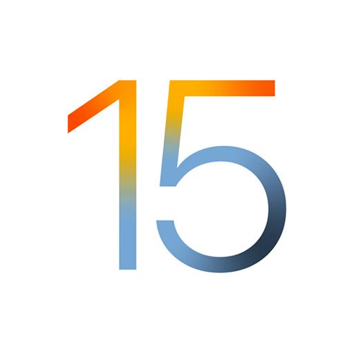 Launcher iOS 15 icon