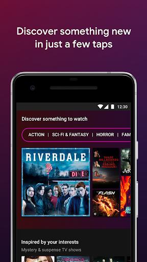Google Play Movies & TV screenshot 1