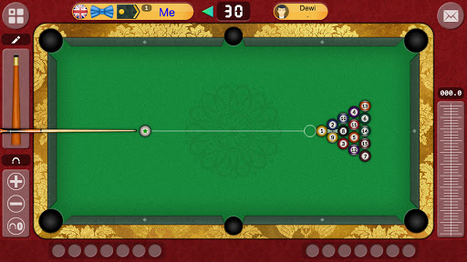 8 ball billiards offline online pool game screenshot 2