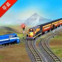 기차 레이싱 게임 3D 2인 플레이어 on 9Apps