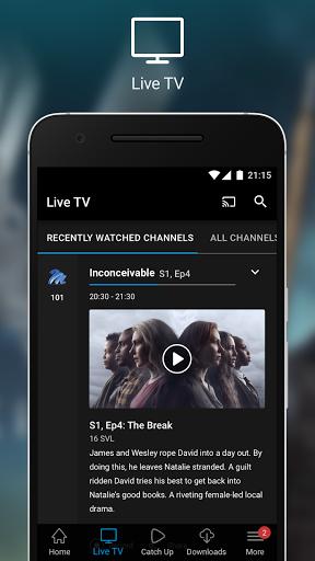 DStv screenshot 2