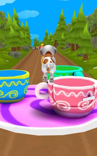Dog Run - Pet Dog Game Simulator 3 تصوير الشاشة