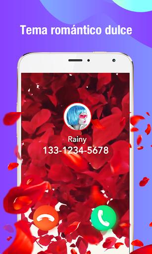 Color Call Flash-Call Screen ,Call Phone,LED Flash screenshot 5