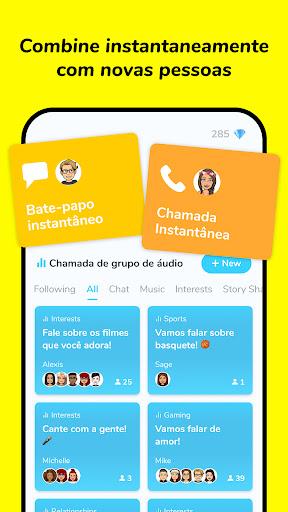 LMK: Fazer novos amigos screenshot 1
