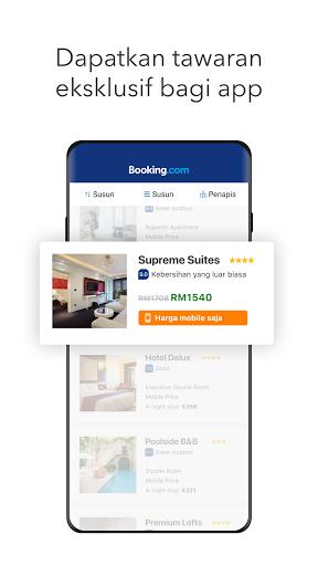 Tempahan Hotel Booking.com screenshot 2