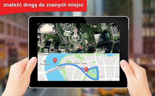 GPS satelita - żyć Ziemia mapy & głos nawigacja screenshot 3