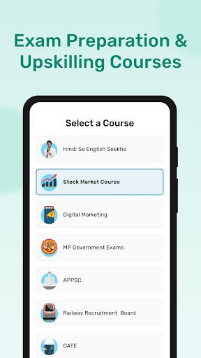 Entri: Learning App for Job Skills screenshot 2