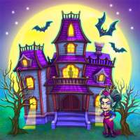 Monster Farm - Happy Ghost Village - Witch Mansion on 9Apps